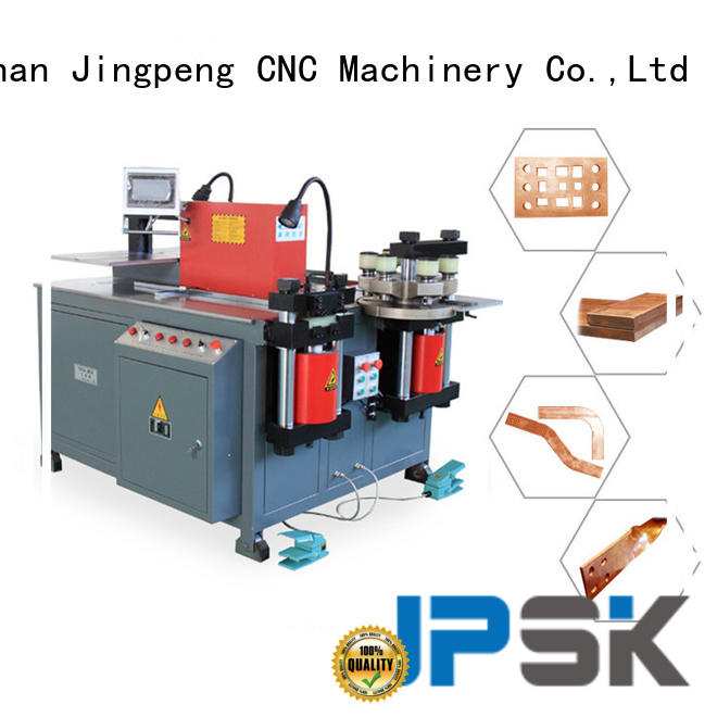 JPSK precise cnc sheet bending machine online for U-bending