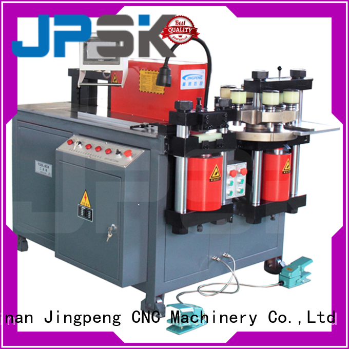 JPSK professional turret punching machine promotion for twisting