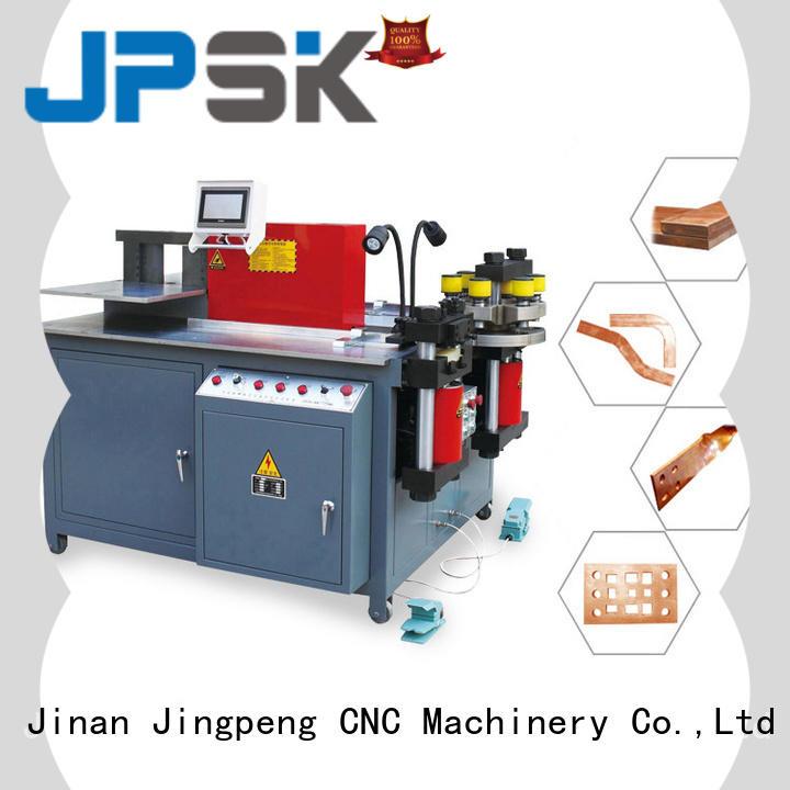 JPSK sheet metal punching machine promotion for twisting