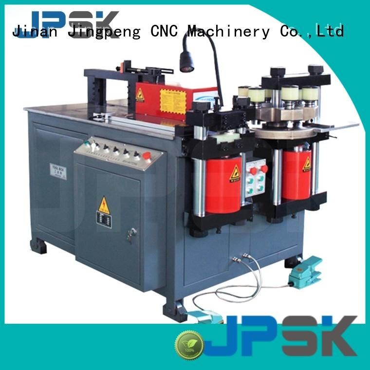 JPSK long lasting sheet metal punching machine supplier for embossing