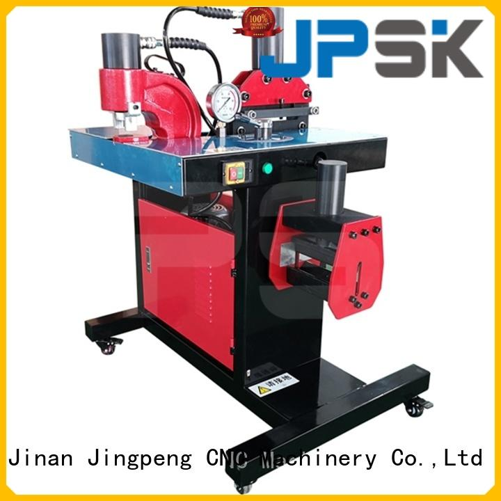 JPSK cnc sheet metal bending machine with good price for bend the copper for aluminum busbars