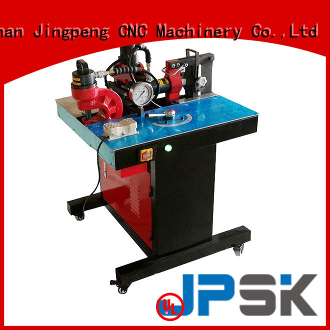 JPSK metal shearing machine inquire now for for workshop for busbar processing plant