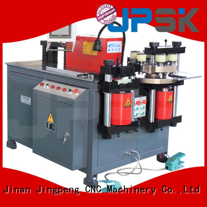 JPSK sheet metal punching machine online for flat pressing