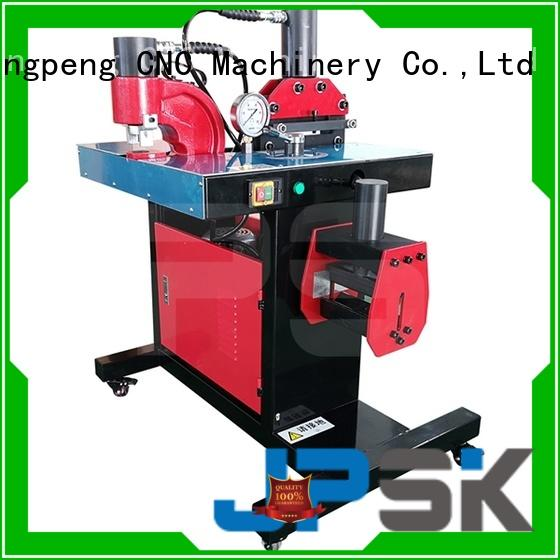 JPSK accurate metal fabrication equipment inquire now for bend the copper for aluminum busbars