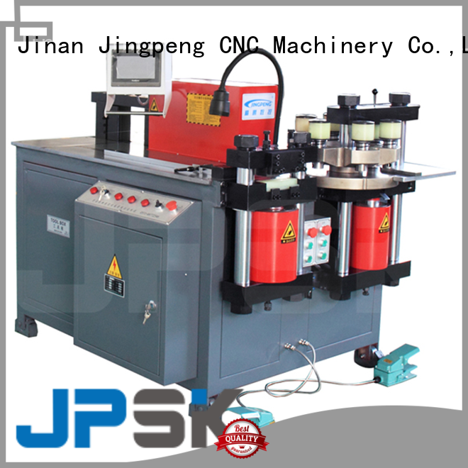 long lasting hydraulic shear factory for for workshop for busbar processing plant