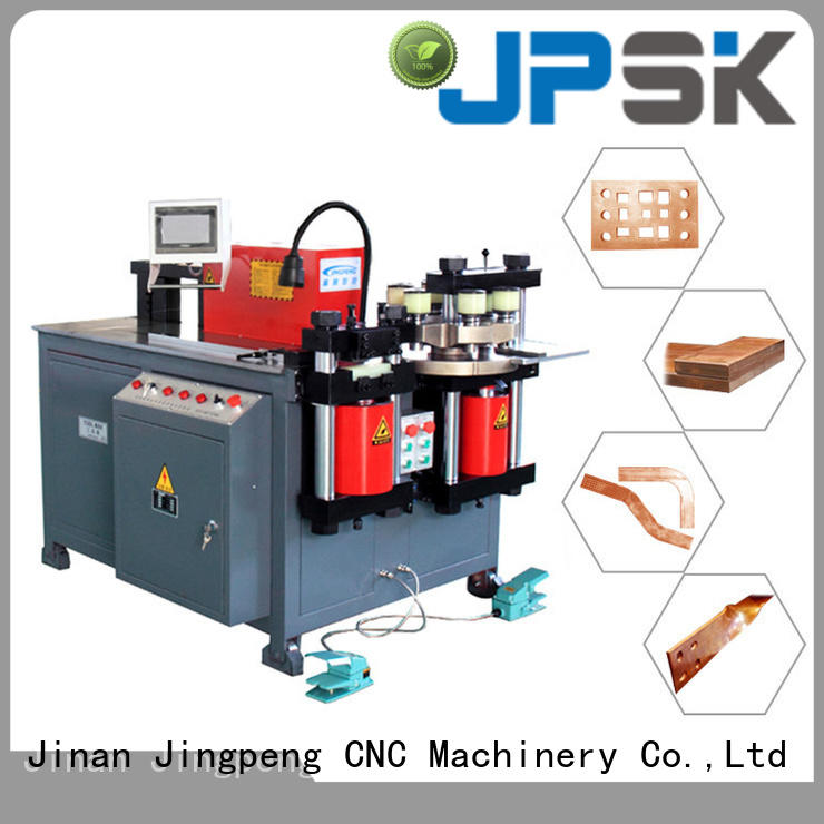 JPSK cnc sheet bending machine online for U-bending