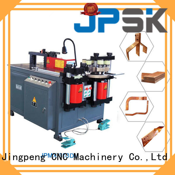 JPSK high quality hydraulic shear inquire now for bend the copper for aluminum busbars
