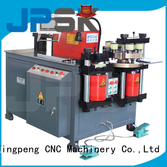 JPSK long lasting turret punching machine online for embossing
