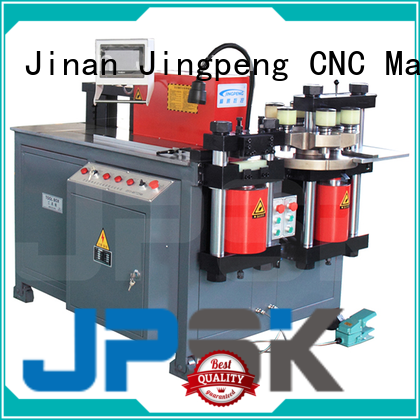 JPSK long lasting cutting and bending machine promotion for flat pressing
