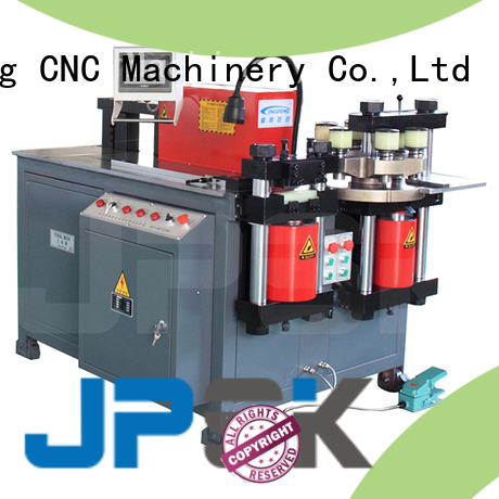 JPSK long lasting metal bending machine inquire now for bend the copper for aluminum busbars