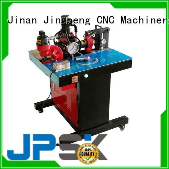 JPSK cnc sheet metal bending machine factory for for workshop for busbar processing plant