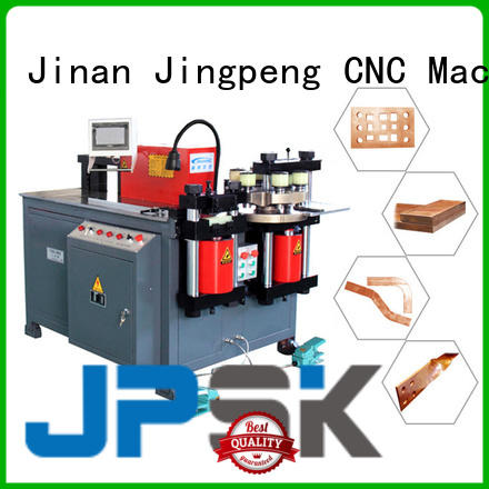 JPSK accurate turret punching machine promotion for U-bending