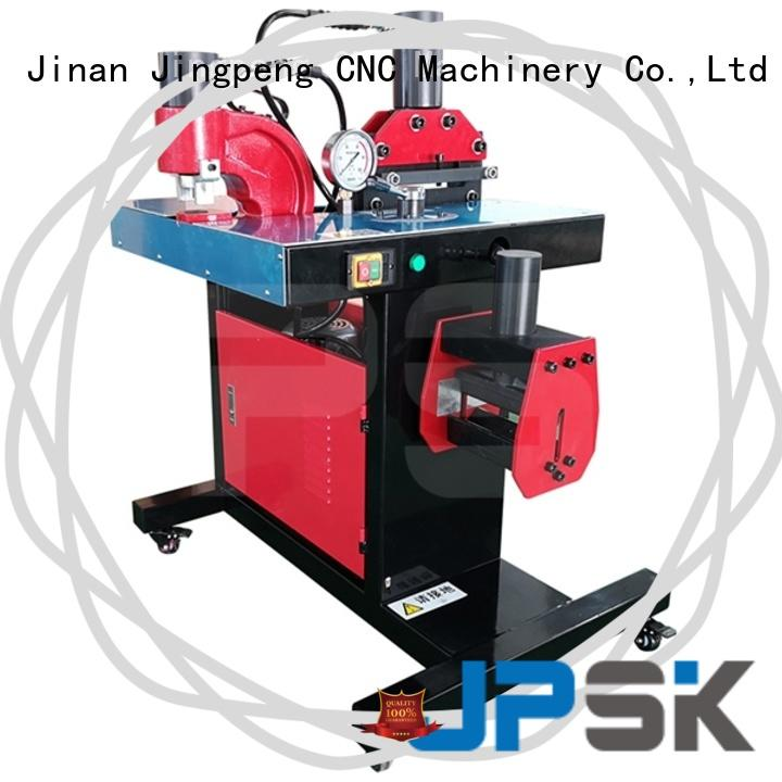 customized hydraulic punching machine inquire now for for workshop for busbar processing plant