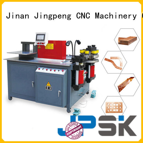 JPSK accurate cnc sheet bending machine promotion for flat pressing