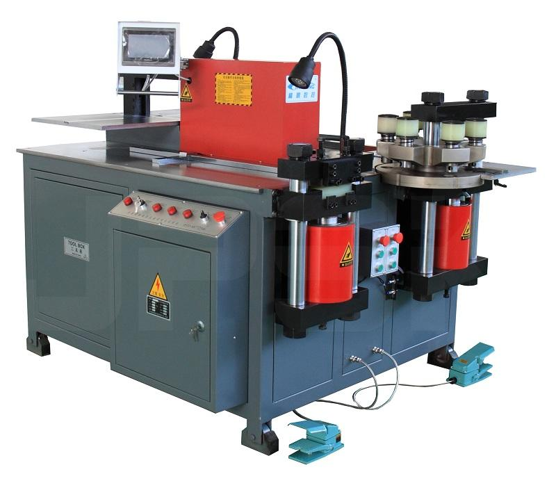 CNC 3 in 1 busbar processing machine