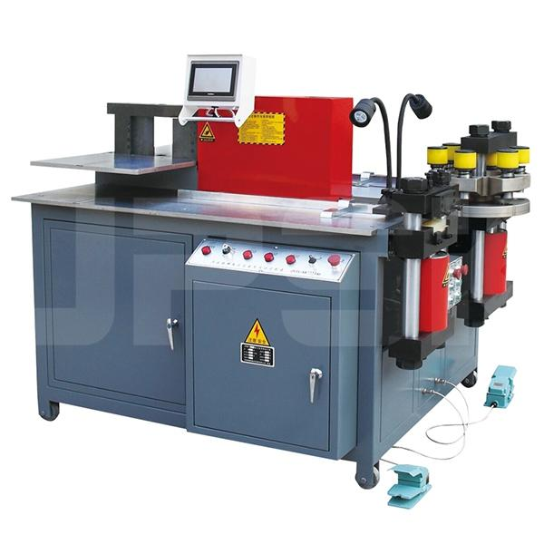 CNC Copper Busbar Cutting Punching Bending Machine