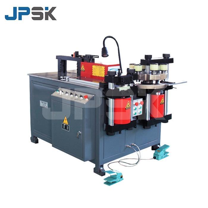 Hydraulic bus bar processing machinery