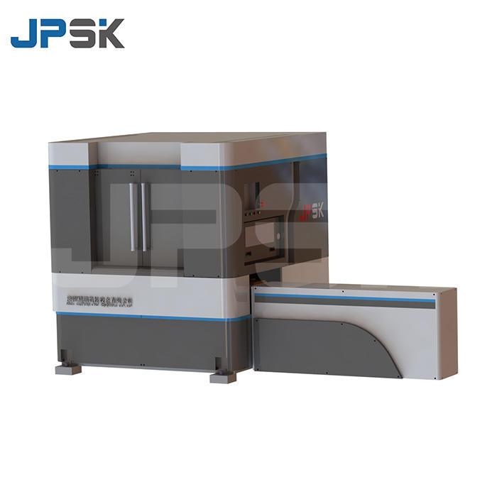 JPSK cnc busbar chamfering machine factory price for workshop