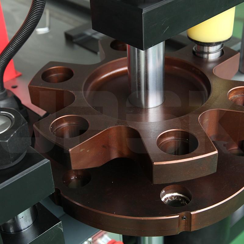 CNC THREE IN ONE BUSBAR PROCESSING MACHINE