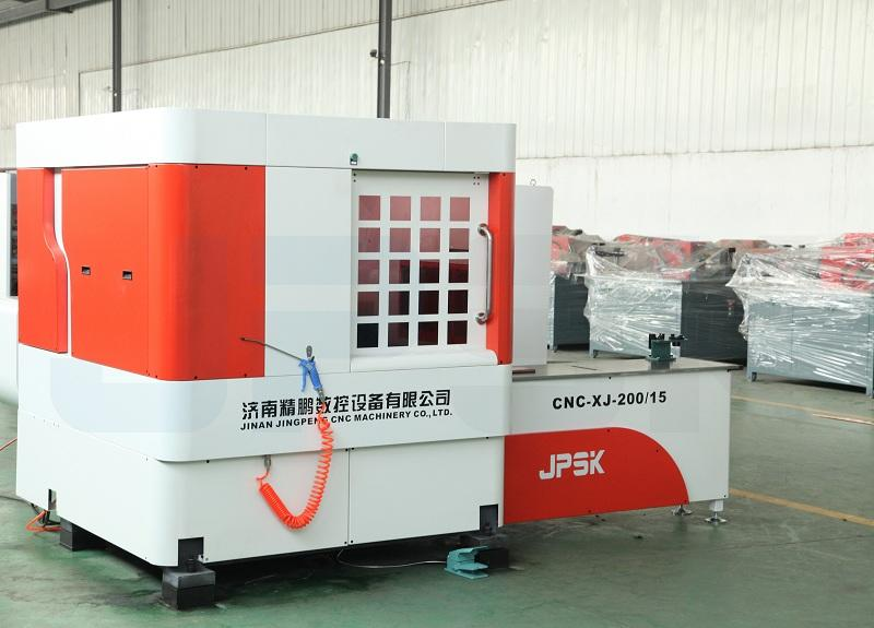 JPSK cnc busbar chamfering machine wholesale for worksite