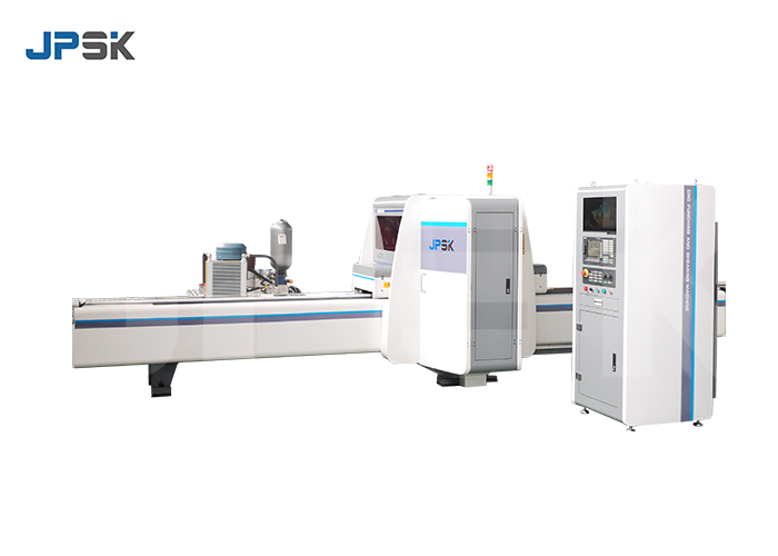CNC busbar punching and shearing machine CNC-200E-6P video