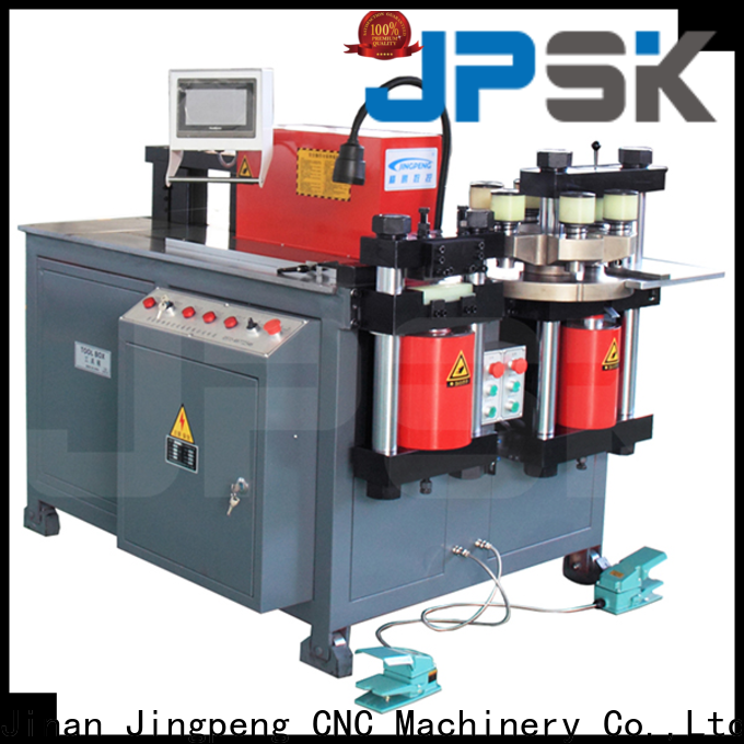JPSK customized metal shearing machine factory for for workshop for busbar processing plant