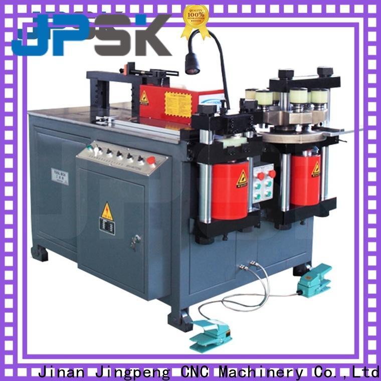 JPSK hydraulic shear factory for for workshop for busbar processing plant