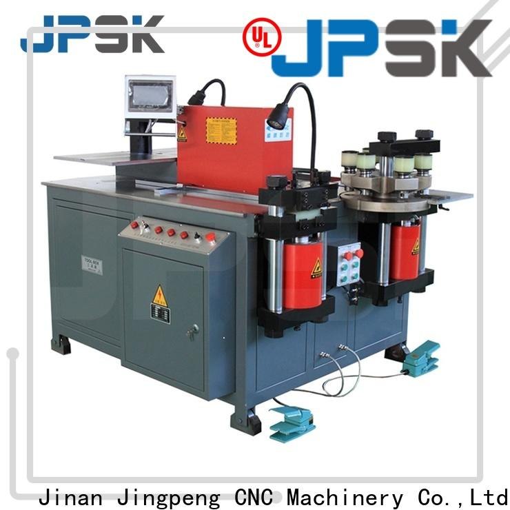 JPSK metal punching machine supplier for twisting