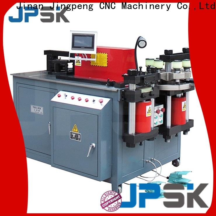 JPSK long lasting cutting bending machine promotion for embossing