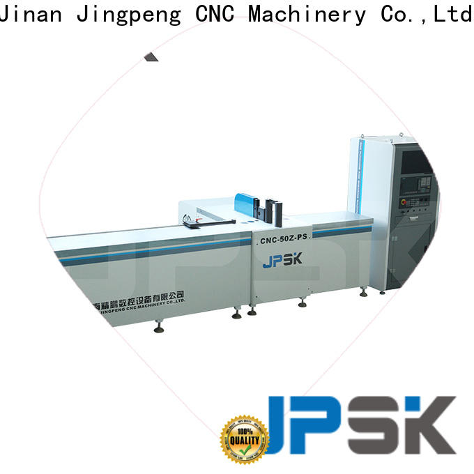 JPSK accurate aluminium bending machine directly sale for busway