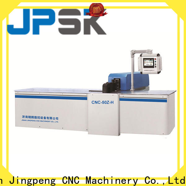 JPSK accurate cnc bending machine at discount for bending copper