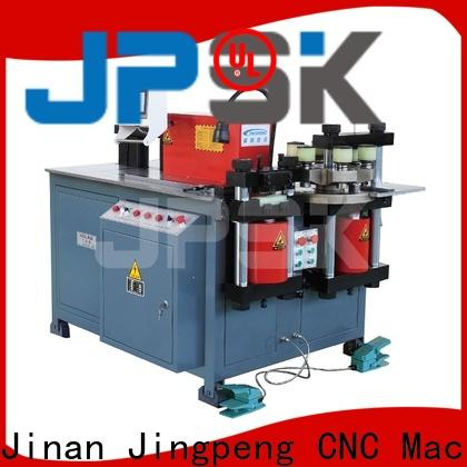 JPSK metal punching machine online for twisting