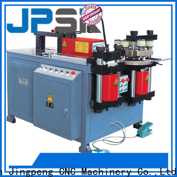 JPSK accurate metal shearing machine inquire now for bend the copper for aluminum busbars