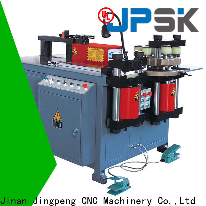 JPSK high quality metal bending machine with good price for bend the copper for aluminum busbars