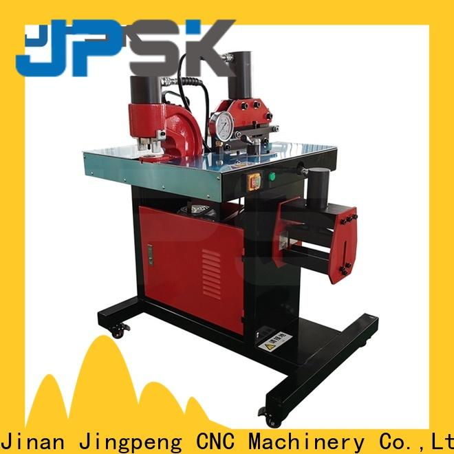 JPSK high quality metal fabrication equipment factory for for workshop for busbar processing plant