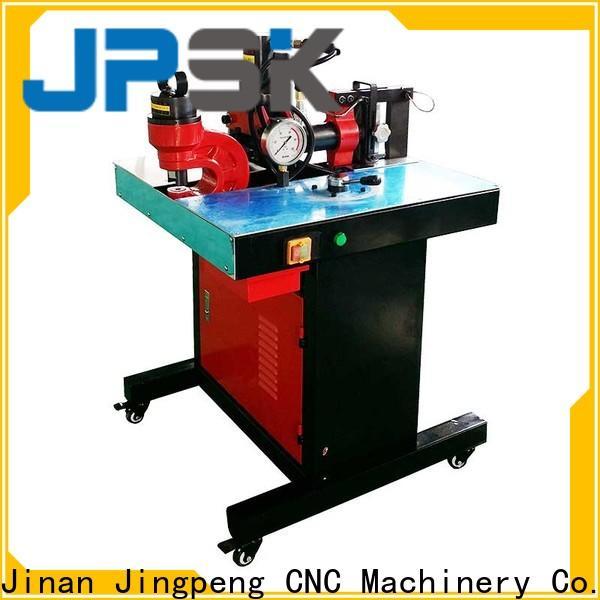 JPSK cnc sheet metal bending machine design for for workshop for busbar processing plant
