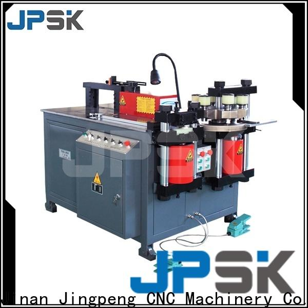 JPSK metal bending machine design for bend the copper for aluminum busbars