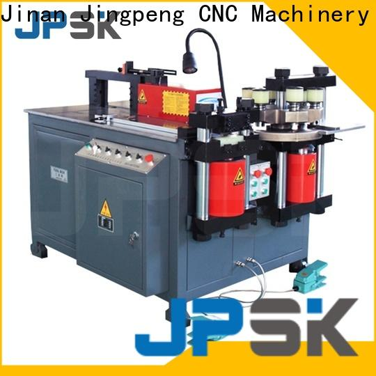 JPSK high quality hydraulic shear factory for bend the copper for aluminum busbars