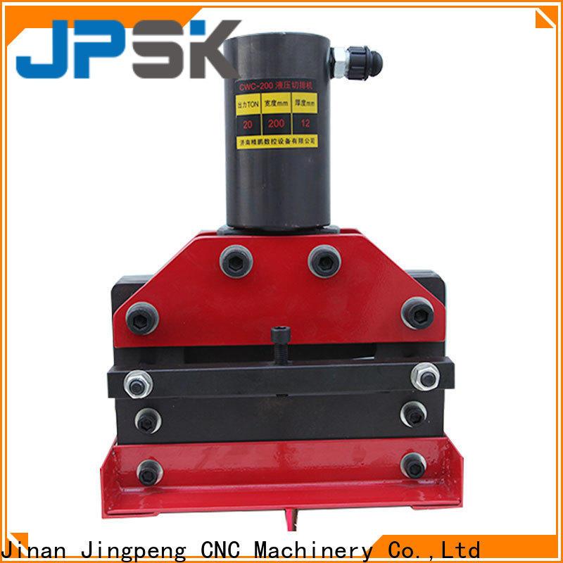 JPSK hydraulic foot pump supplier for plant