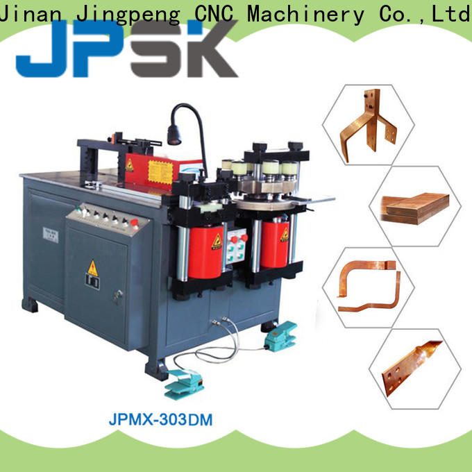JPSK accurate metal bending machine with good price for bend the copper for aluminum busbars