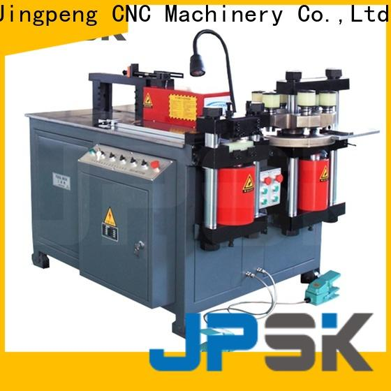 JPSK long lasting hydraulic punching machine factory for bend the copper for aluminum busbars