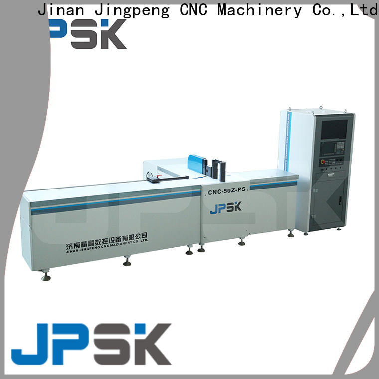 JPSK aluminum bending machine manufacturer for box substation