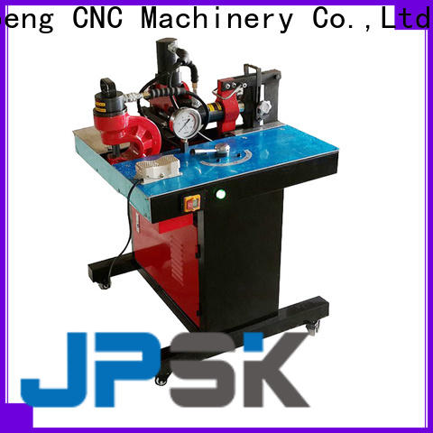 JPSK cnc sheet metal bending machine inquire now for bend the copper for aluminum busbars