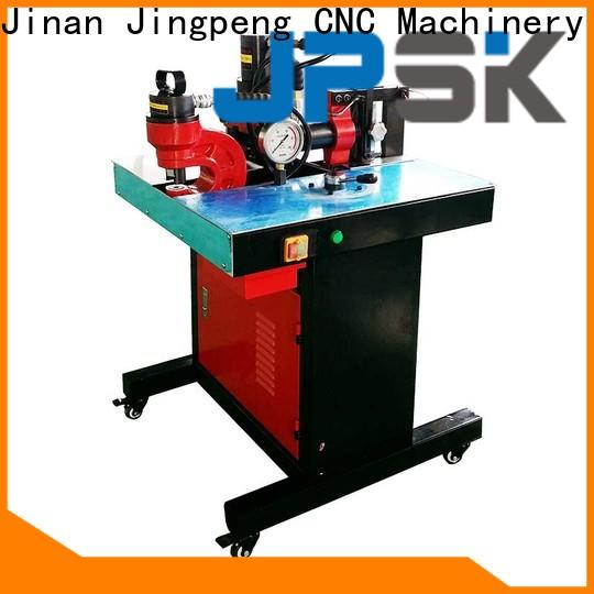 high quality metal bending machine factory for bend the copper for aluminum busbars
