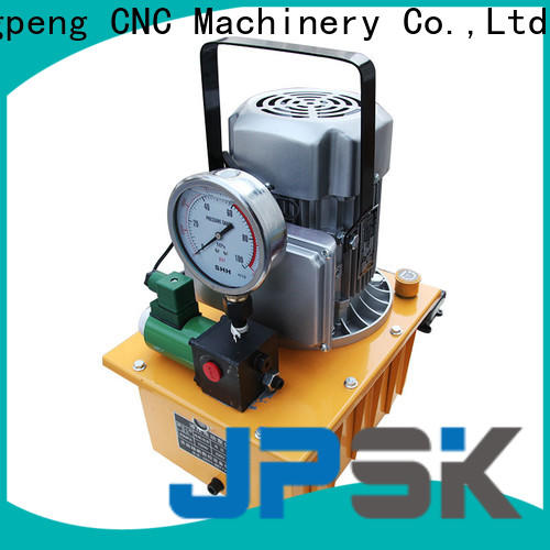 JPSK hot selling hydraulic hand pump supplier for plant