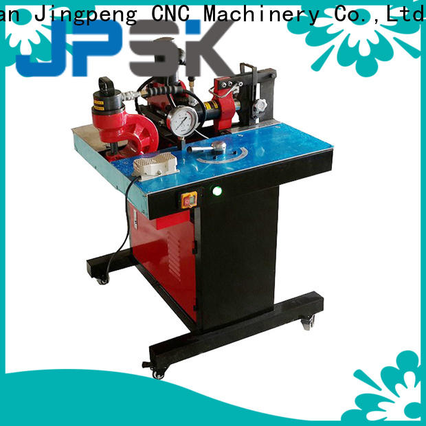 JPSK accurate hydraulic shear factory for for workshop for busbar processing plant