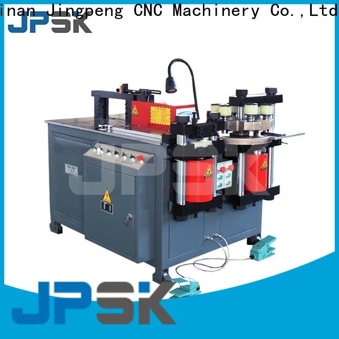 JPSK customized hydraulic punching machine inquire now for for workshop for busbar processing plant