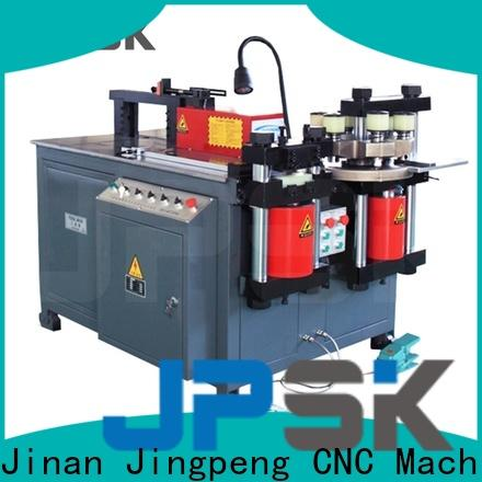 JPSK long lasting metal shearing machine with good price for bend the copper for aluminum busbars