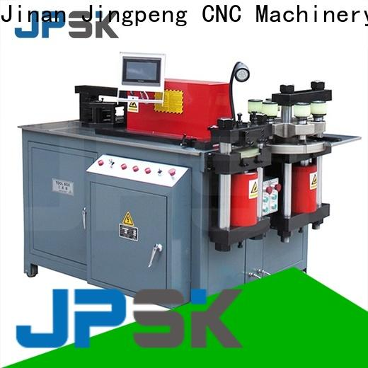 JPSK precise turret punching machine supplier for twisting