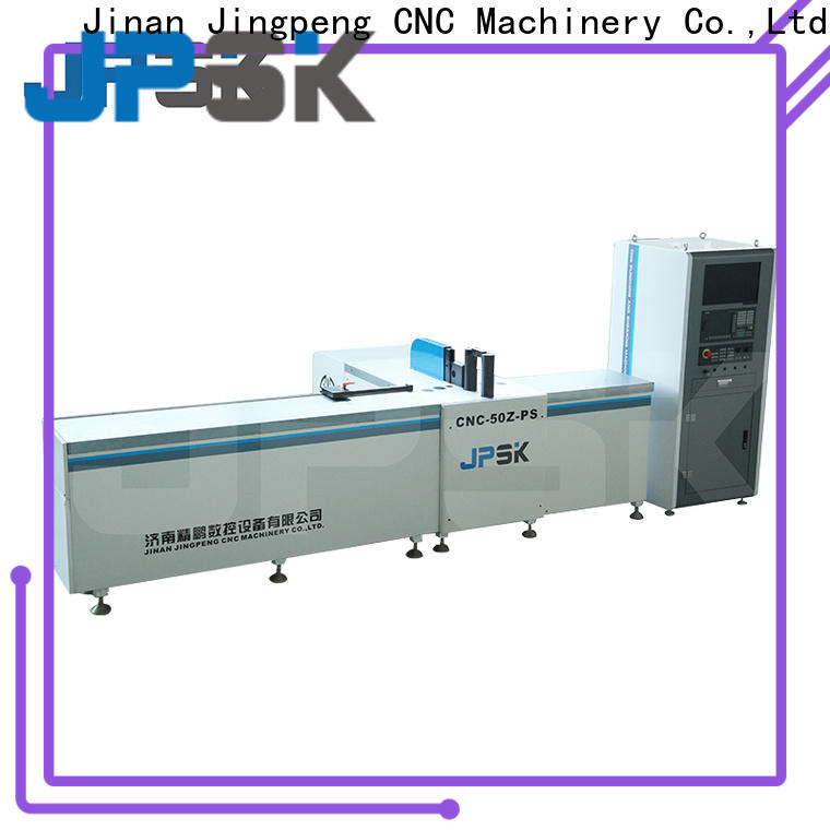 JPSK cnc bending machine manufacturer for bending copper